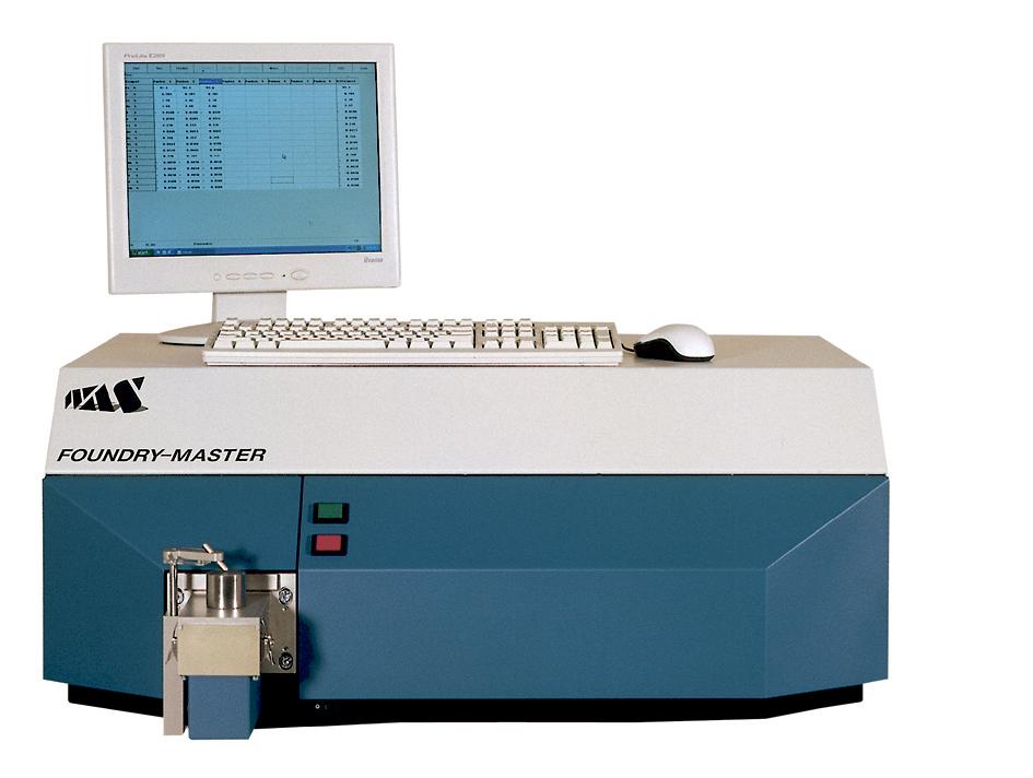 foundry-m-sektrometer