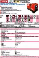 Mosa DSP 400 YSX