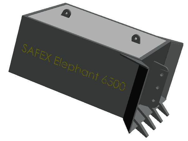 SAFEX Elephant 6500