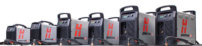 Hypertherm maskiner