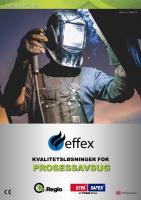 Produkt Guide EFFEX