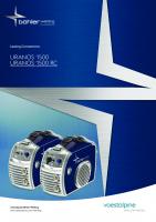 Se brosjyre URANOS 1500-1500RC